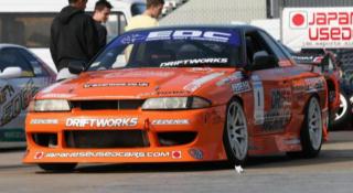 R32 Skyline Drift Car