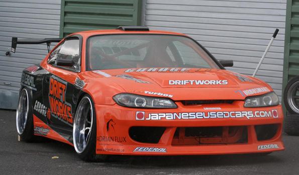 Japaneseusedcars.com Sponsored S15 Silvia