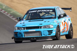 WRX TimeAttack Car