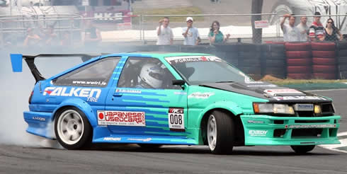 Fomula D Drifting Rookie Of the Year