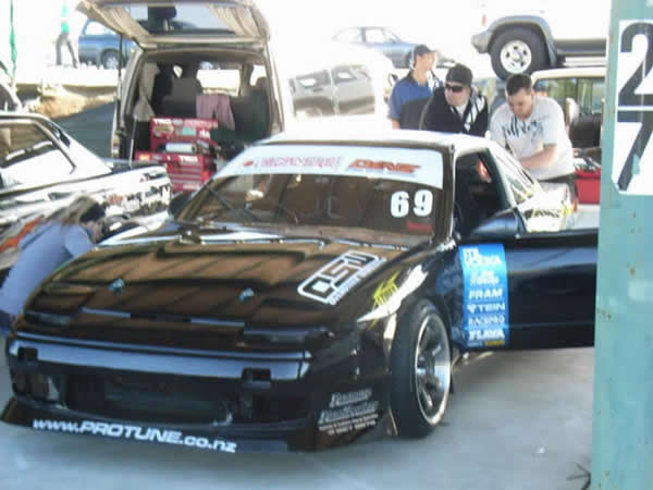 180SX Drift Car