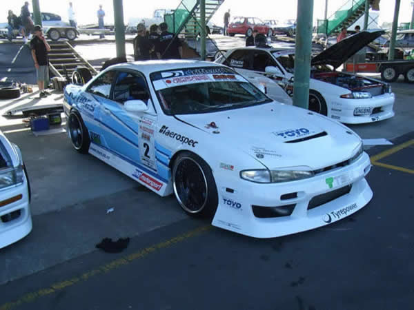 Silvia Drift Car