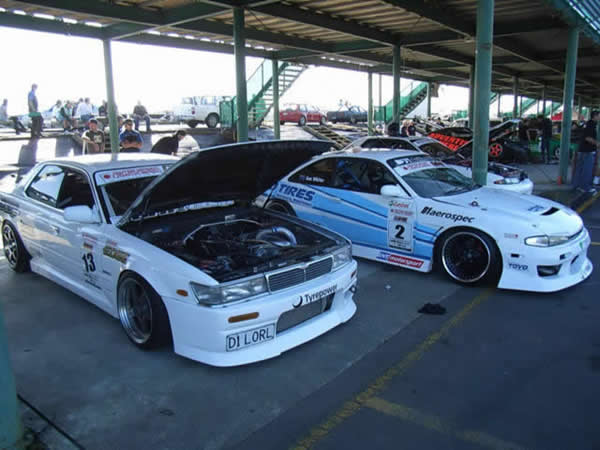 NZ drift cars